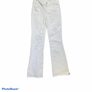 Primary Photo - BRAND: LILLY PULITZER STYLE: JEANS COLOR: WHITE SIZE: XS SKU: 311-31130-4972BABE BOOT CUT JEAN