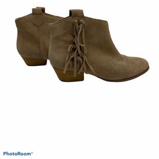 Primary Photo - BRAND: SOLE SOCIETY STYLE: BOOTS ANKLE COLOR: BEIGE SIZE: 7 SKU: 311-31120-10537