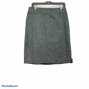 Primary Photo - BRAND: ANN TAYLOR LOFT STYLE: SKIRT COLOR: GREY SIZE: 6 SKU: 311-31120-15153