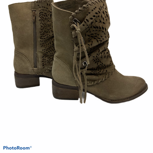 Primary Photo - BRAND: NAUGHTY MONKEY STYLE: BOOTS ANKLE COLOR: TAUPE SIZE: 6 SKU: 311-31111-29333