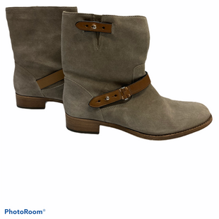 Primary Photo - BRAND: COACH STYLE: BOOTS ANKLE COLOR: TAUPE SIZE: 7 SKU: 311-31120-11495