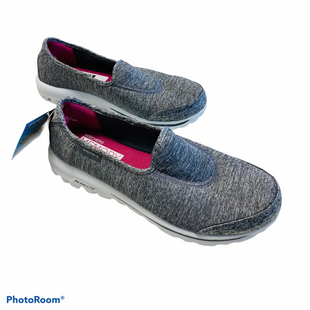 Primary Photo - BRAND: SKECHERS STYLE: SHOES ATHLETIC COLOR: GREY SIZE: 9 SKU: 311-31120-16696