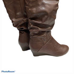 Primary Photo - BRAND:    CLOTHES MENTOR STYLE: BOOTS KNEE COLOR: BROWN SIZE: 7 SKU: 311-31130-521
