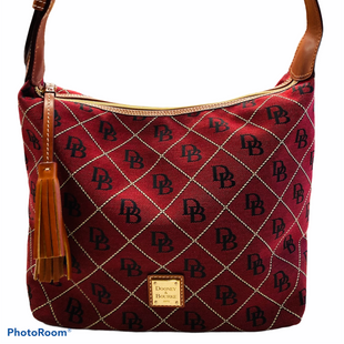 Primary Photo - BRAND: DOONEY AND BOURKE STYLE: HANDBAG DESIGNER COLOR: MONOGRAM SIZE: LARGE SKU: 311-31130-4577