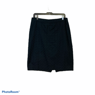 Primary Photo - BRAND: LOFT STYLE: SKIRT COLOR: BLACK SIZE: M SKU: 311-31130-5008