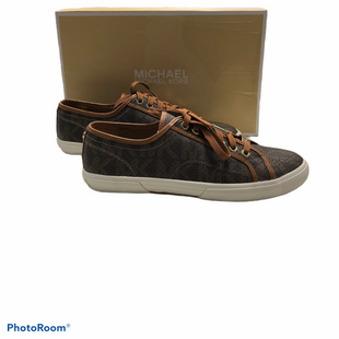Primary Photo - BRAND: MICHAEL KORS STYLE: SHOES ATHLETIC COLOR: MONOGRAM SIZE: 10 SKU: 311-31111-39746