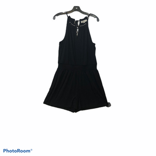 Primary Photo - BRAND: MICHAEL BY MICHAEL KORS STYLE: DRESS SHORT SLEEVELESS COLOR: BLACK SIZE: M OTHER INFO: ROMPER NEW SKU: 311-31111-39210