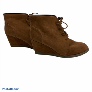 Primary Photo - BRAND: MADDEN GIRL STYLE: BOOTS ANKLE COLOR: BROWN SIZE: 7.5 SKU: 311-31120-10536