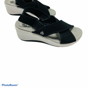 Primary Photo - BRAND: CLARKS STYLE: SANDALS LOW COLOR: BLACK SIZE: 7.5 SKU: 311-31120-16564
