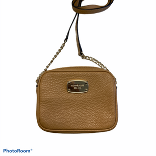 Primary Photo - BRAND: MICHAEL BY MICHAEL KORS STYLE: HANDBAG DESIGNER COLOR: MUSTARD SIZE: SMALL SKU: 311-31130-2808