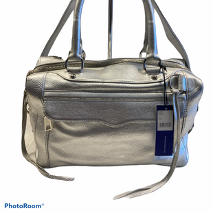 Primary Photo - BRAND: REBECCA MINKOFF STYLE: HANDBAG DESIGNER COLOR: SILVER SIZE: LARGE SKU: 311-31130-3073