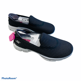 Primary Photo - BRAND: SKECHERS STYLE: SHOES ATHLETIC COLOR: BLACK SIZE: 9 SKU: 311-31120-16695
