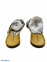 Photo #3 - BRAND: LUCKY BRAND <BR>STYLE: SANDALS FLAT <BR>COLOR: SILVER <BR>SIZE: 9 <BR>SKU: 311-31130-5784