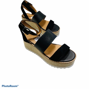 Primary Photo - BRAND: CROWN VINTAGE STYLE: SANDALS HIGH COLOR: BLACK SIZE: 8 SKU: 311-31130-5828