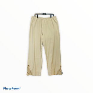 Primary Photo - BRAND: SOFT SURROUNDINGS STYLE: PANTS COLOR: TAN SIZE: XL SKU: 311-31116-2078