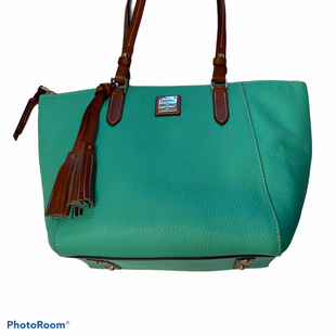 Primary Photo - BRAND: DOONEY AND BOURKE STYLE: HANDBAG COLOR: GREEN SIZE: MEDIUM SKU: 311-31120-13889