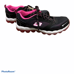 Primary Photo - BRAND: SKECHERS STYLE: SHOES ATHLETIC COLOR: BLACK SIZE: 8 SKU: 311-31130-3150