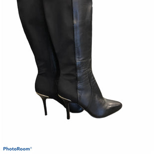 Primary Photo - BRAND: WHITE HOUSE BLACK MARKET STYLE: BOOTS KNEE COLOR: BLACK SIZE: 10 SKU: 311-31120-14567