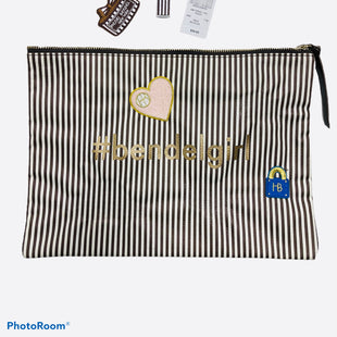 Primary Photo - BRAND: HENRI BENDEL STYLE: CLUTCH COLOR: MULTI OTHER INFO: BENDELGIRL SKU: 311-31120-14468