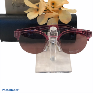 Primary Photo - BRAND: BURBERRY STYLE: SUNGLASSES COLOR: BURGUNDY OTHER INFO: 367575 52MM SKU: 311-31111-40727