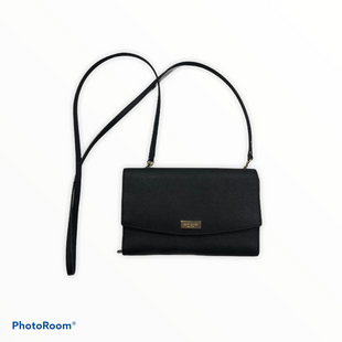"Primary Photo - BRAND: KATE SPADE STYLE: WALLET COLOR: BLACK SIZE: LARGE SKU: 311-31130-42977.5X5X1""24"" DROP"