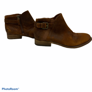 Primary Photo - BRAND: FRANCO SARTO STYLE: BOOTS ANKLE COLOR: CAMEL SIZE: 6.5 SKU: 311-31120-6504