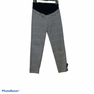 Primary Photo - BRAND: H&M MAMA STYLE: PANTS COLOR: BLACK WHITE SIZE: S OTHER INFO: MATERNITY SKU: 311-31111-31957DRESS PANTS
