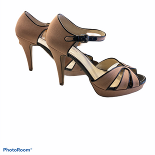 Primary Photo - BRAND: KELLY AND KATIE STYLE: SHOES HIGH HEEL COLOR: TAN SIZE: 8 SKU: 311-31130-1957