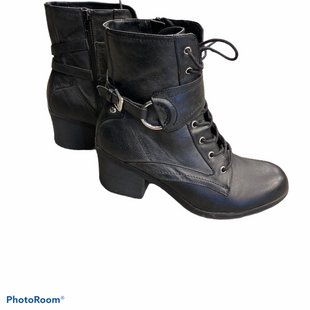Primary Photo - BRAND: GUESS STYLE: BOOTS ANKLE COLOR: BLACK SIZE: 10 SKU: 311-31130-3082