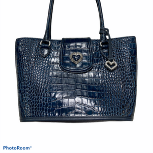 Primary Photo - BRAND: BRIGHTON STYLE: HANDBAG DESIGNER COLOR: BLUE SIZE: MEDIUM SKU: 311-31111-38212