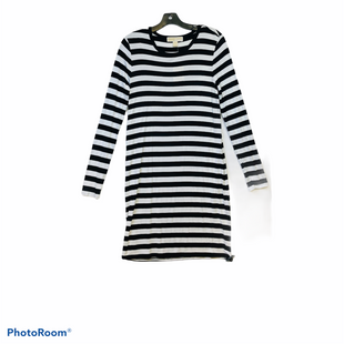 Primary Photo - BRAND: MICHAEL BY MICHAEL KORS STYLE: DRESS SHORT LONG SLEEVE COLOR: BLACK WHITE SIZE: S SKU: 311-31116-2152