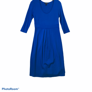 Primary Photo - BRAND: ISABELLA OLIVER MATERNITY STYLE: DRESS SHORT LONG SLEEVE COLOR: BLUE SIZE: 8 SKU: 311-31120-10275