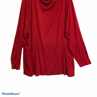 Primary Photo - BRAND: GRACE STYLE: TOP LONG SLEEVE COLOR: RED SIZE: 3X OTHER INFO: NEW SKU: 311-31111-38978