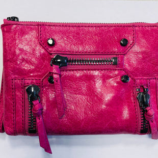 Primary Photo - BRAND:  CMA STYLE: HANDBAG DESIGNER COLOR: HOT PINK SIZE: SMALL OTHER INFO: BOTLOER - SKU: 311-31111-29427