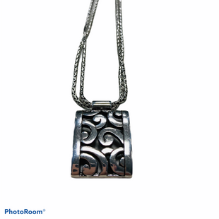 Primary Photo - BRAND: BRIGHTON STYLE: NECKLACE COLOR: SILVER SKU: 311-31120-13173