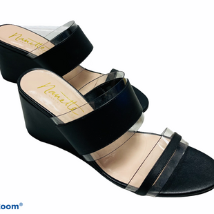 Primary Photo - BRAND: NANETTE LEPORE STYLE: SHOES LOW HEEL COLOR: BLACK SIZE: 9 SKU: 311-31130-5682