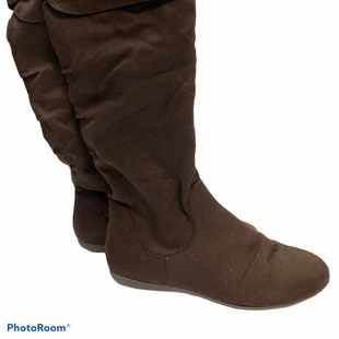 Primary Photo - BRAND: RAMPAGE STYLE: BOOTS KNEE COLOR: BROWN SIZE: 9.5 SKU: 311-31111-32977