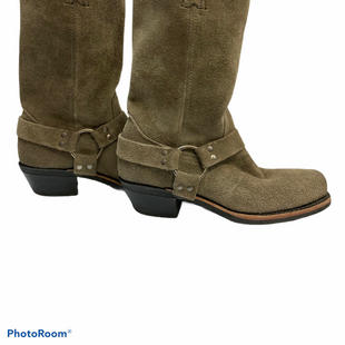 Primary Photo - BRAND: FRYE STYLE: BOOTS DESIGNER COLOR: TAUPE SIZE: 9 SKU: 311-31111-32889