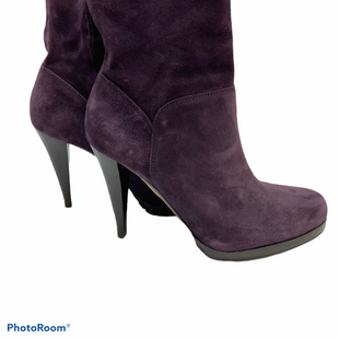 Primary Photo - BRAND: COLE-HAAN STYLE: BOOTS ANKLE COLOR: PURPLE SIZE: 7 SKU: 311-31120-10453