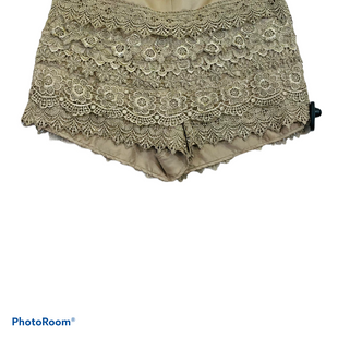 Primary Photo - BRAND: SANS SOUCI STYLE: SHORTS COLOR: TAUPE SIZE: S SKU: 311-31111-39799