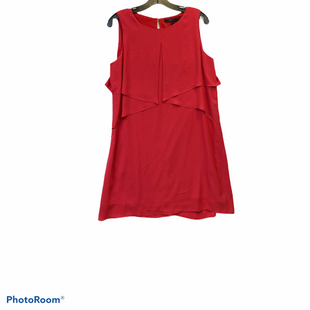 Primary Photo - BRAND: BCBGMAXAZRIA STYLE: DRESS SHORT SLEEVELESS COLOR: RED SIZE: M SKU: 311-31130-1493