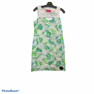 Primary Photo - BRAND: LILLY PULITZER STYLE: DRESS SHORT SLEEVELESS COLOR: LIME GREEN SIZE: XS SKU: 311-31130-4955100% COTTON