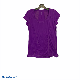 Primary Photo - BRAND: ZELLA STYLE: ATHLETIC TOP SHORT SLEEVE COLOR: PURPLE SIZE: M SKU: 311-31130-5791