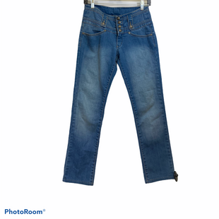 Primary Photo - BRAND: BCBGMAXAZRIA STYLE: JEANS COLOR: BLUE SIZE: 4 SKU: 311-31130-3959