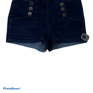 Primary Photo - BRAND: EXPRESS STYLE: SHORTS COLOR: DENIM SIZE: 8 SKU: 311-31120-15709NO BACK POCKETS