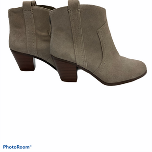 Primary Photo - BRAND: SAM EDELMAN STYLE: BOOTS ANKLE COLOR: TAUPE SIZE: 7.5 SKU: 311-31120-10534