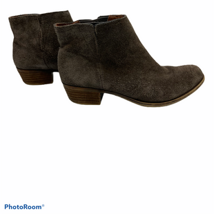 Primary Photo - BRAND: LUCKY BRAND STYLE: BOOTS ANKLE COLOR: TAUPE SIZE: 7.5 SKU: 311-31111-29083