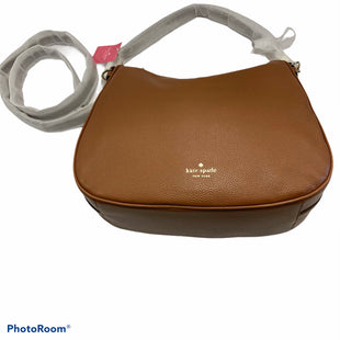 Primary Photo - BRAND: KATE SPADE STYLE: HANDBAG DESIGNER COLOR: CAMEL SIZE: LARGE OTHER INFO: MULBERRY ST VIVIAN GINGERBR RET $379 SKU: 311-31111-39954H 11IN X W 4.25IN X L 13.5IN