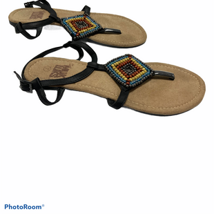 Primary Photo - BRAND: MUK LUKS STYLE: SANDALS FLAT COLOR: MULTI SIZE: 7 SKU: 311-31130-5393