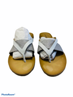 Photo #2 - BRAND: LUCKY BRAND <BR>STYLE: SANDALS FLAT <BR>COLOR: SILVER <BR>SIZE: 9 <BR>SKU: 311-31130-5784